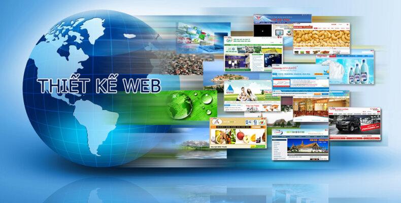 Thuê thiết kế website