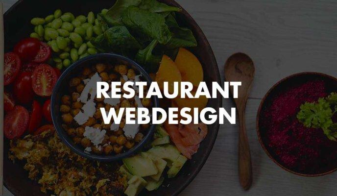 thiết kế website quản lý nhà hàng